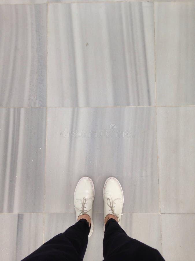 Marmorboden stockfotos