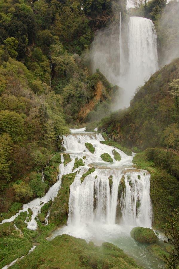 Free Marmore Waterfalls Stock Photos - 2455763