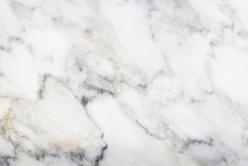 Marmorera abstrakt naturlig marmor som är svartvit (grå färger) för design arkivbild