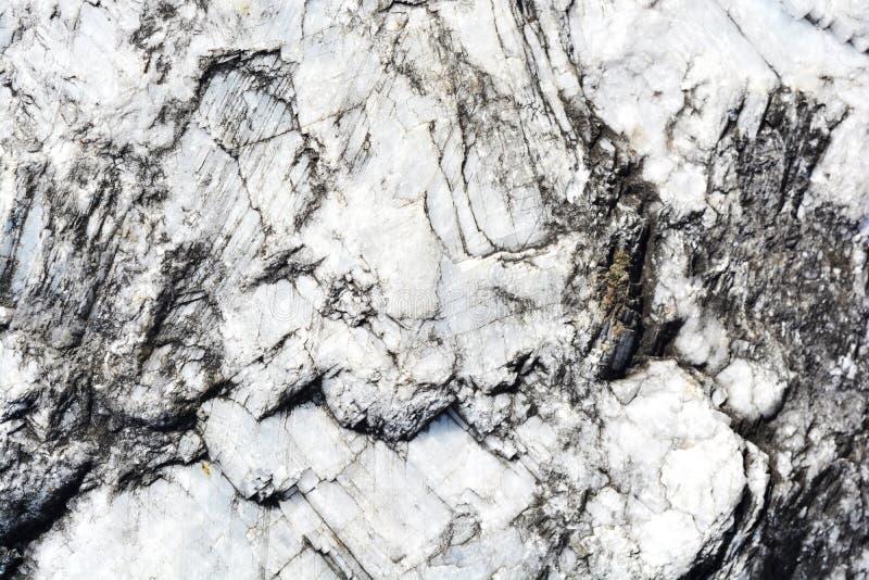Marmorera mineralisk textur Rå sten Fotobild arkivfoto