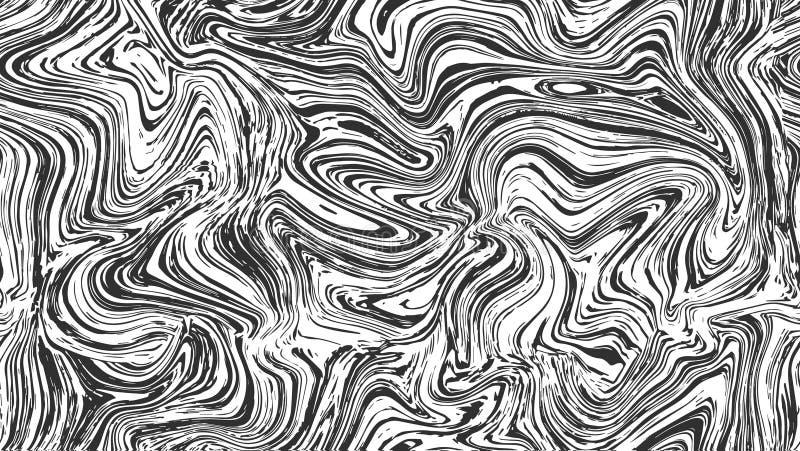 Marmorera sömlös textur för modellen, den wood modellen, vektorbakgrund EPS 8 royaltyfri bild