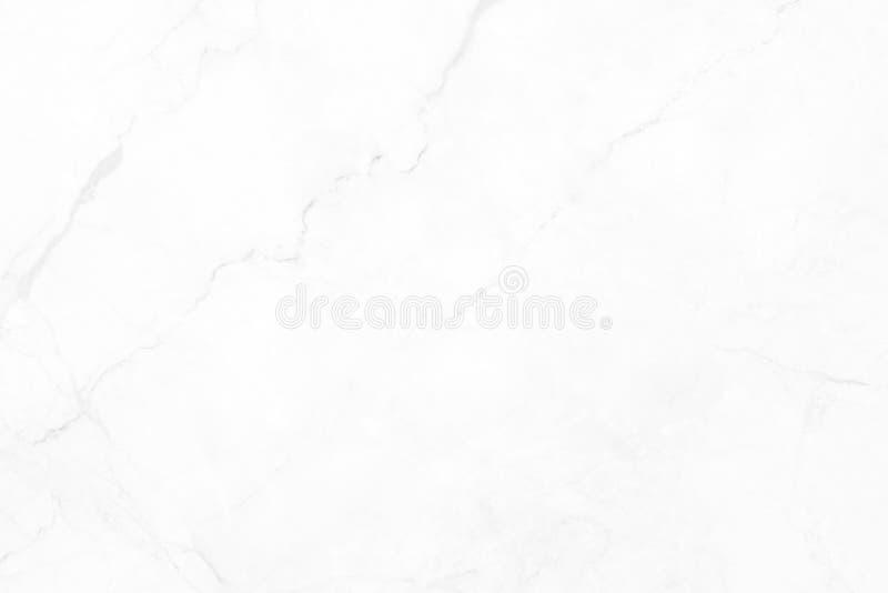 Marmorerar grå bakgrund för den vita för marmoryttersidaljus tegelplattan för textur, naturligt för inregarnering och yttersida arkivfoto