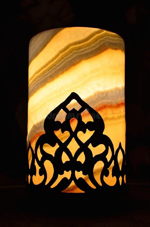 Marmorljus royaltyfria foton