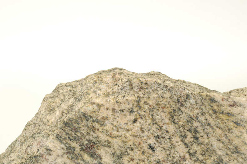 Marmorrand stockfoto