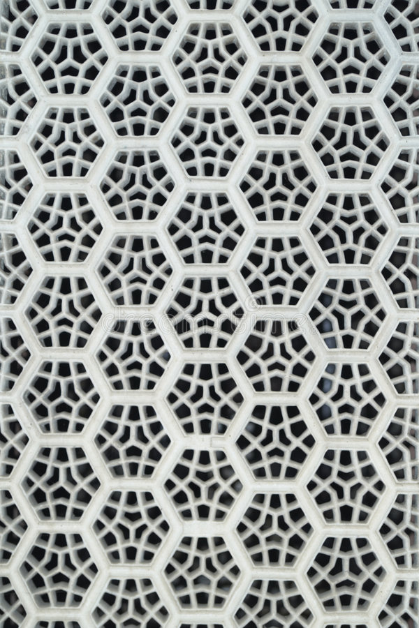 marmorskärmwhite royaltyfria bilder