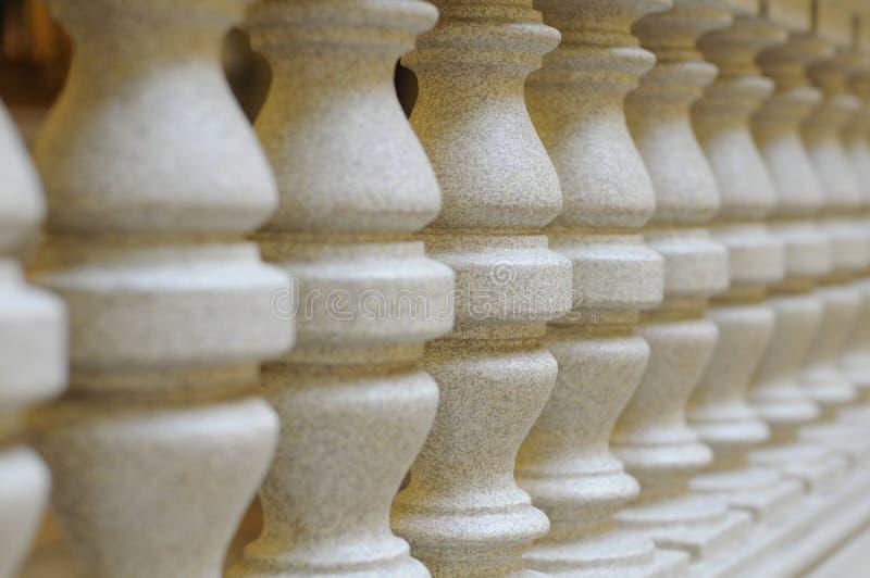 Marmorspalten stockbilder