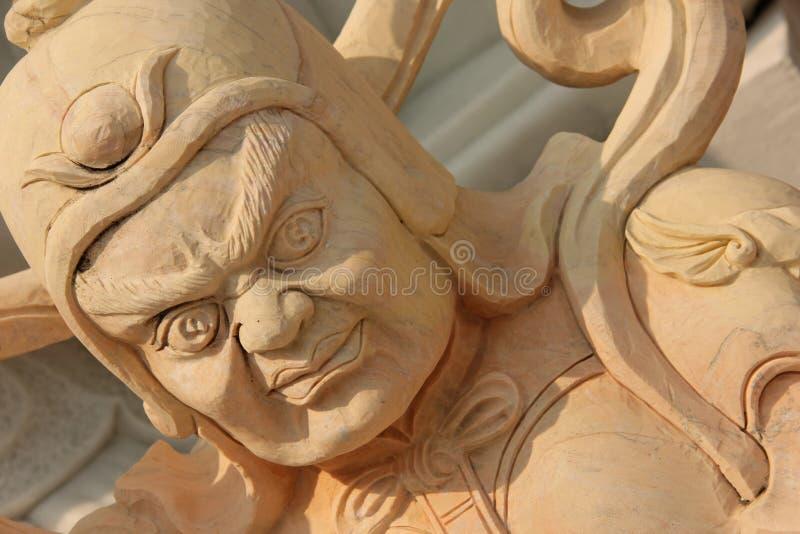 Marmorstaty royaltyfria bilder