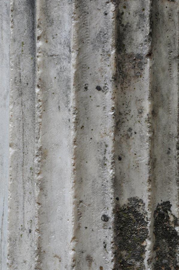Marmurowej kolumny tło fotografia stock