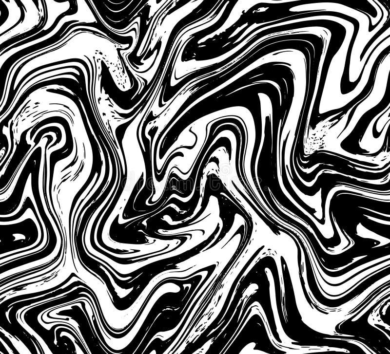 Marmurowej tekstury bezszwowy tło Abstrakta wzór dla podłogi, kamień, stół, ściana, opakunkowy papier deseniowa bezszwowa tkanina royalty ilustracja
