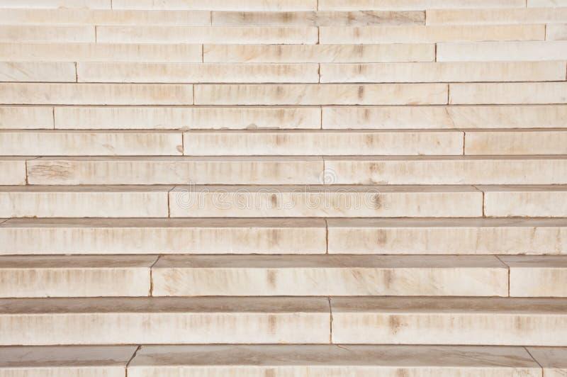 Marmurowi kroki zdjęcia stock