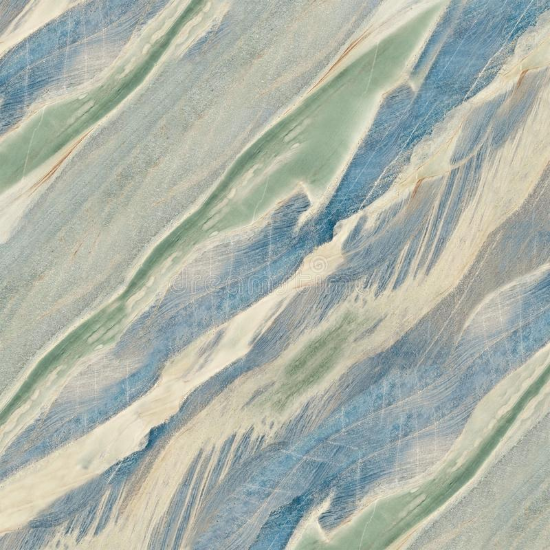Marmurowy Onyksowy cegiełka kamień zdjęcia stock