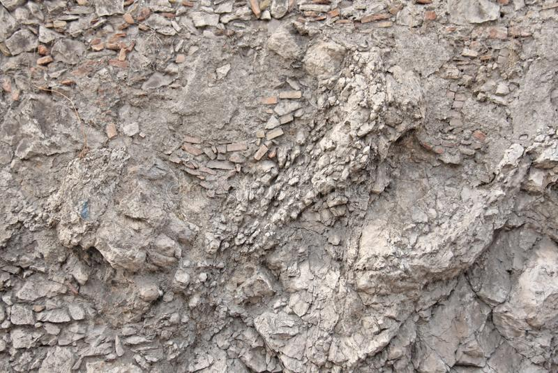 Marmurowy tło od Naturalnego kamienia Szary tło dla twój projekta, wzory zdjęcie stock
