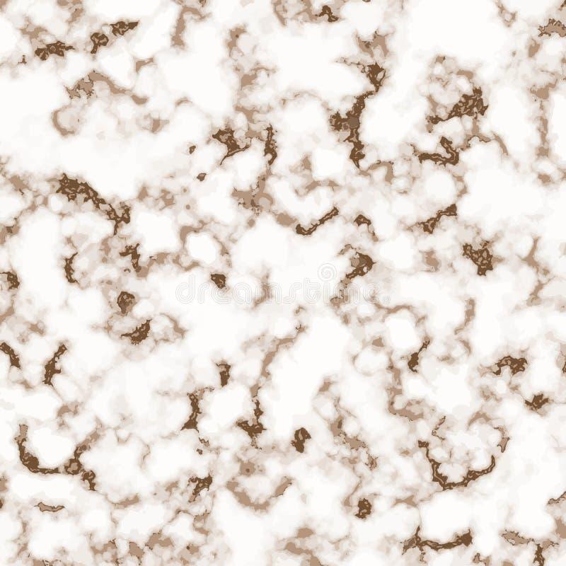 Marmurowy tekstura wektoru tło Abstrakcjonistyczny tło dla tkaniny, płytki, wewnętrznego projekta lub prezenta opakowania, Realis ilustracja wektor
