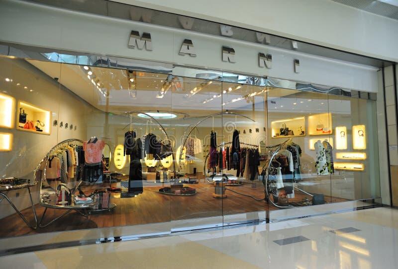 Download Marni shop editorial photo. Image of clothes, market - 26974016