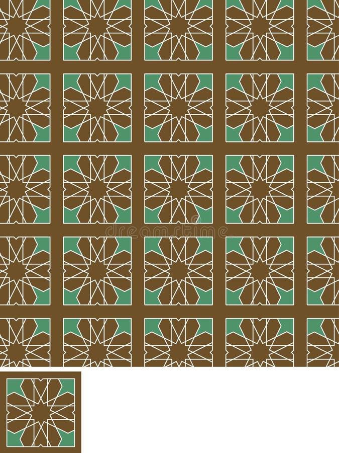 Maroc mosaic royalty free stock photo
