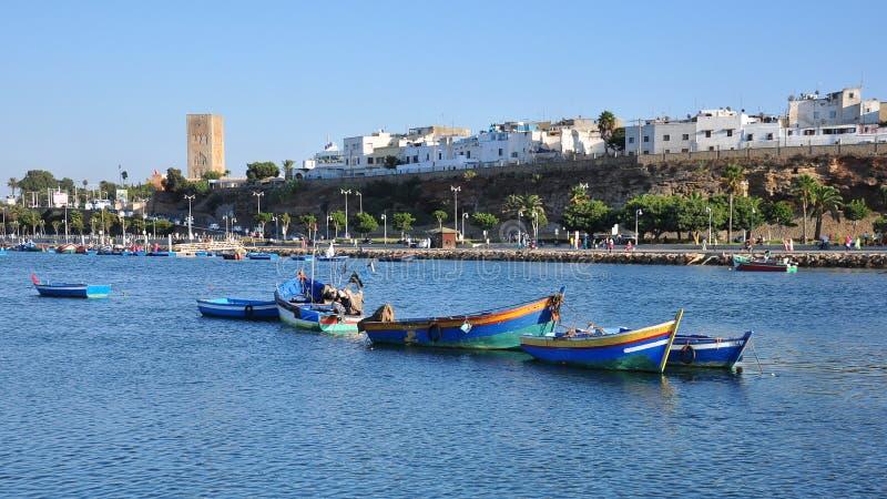 Marocko Sale royaltyfria foton