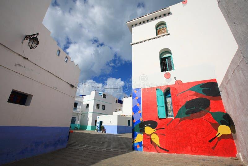 marokańscy architektoniczni szczegóły fotografia royalty free
