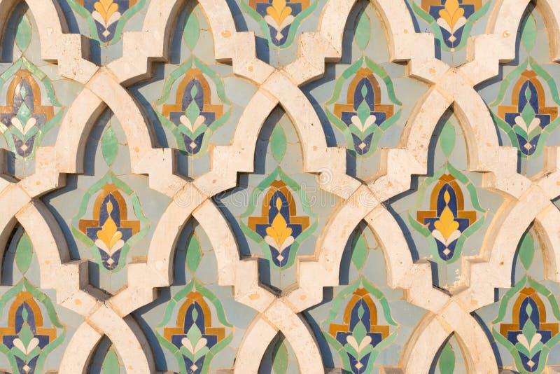 marokańskie płytki obrazy stock