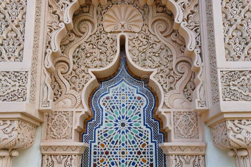 Marokkaans royalty-vrije stock afbeelding