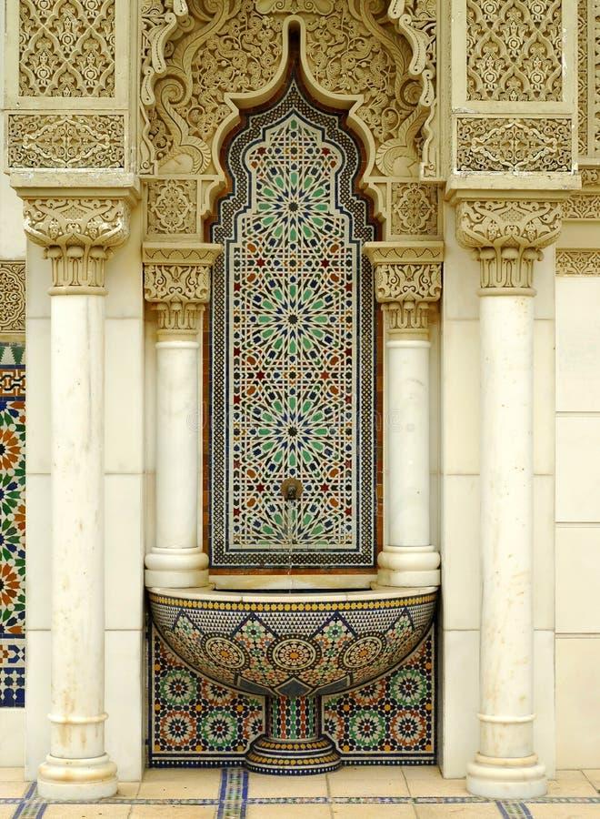 Marokkaanse Architectuur stock fotografie