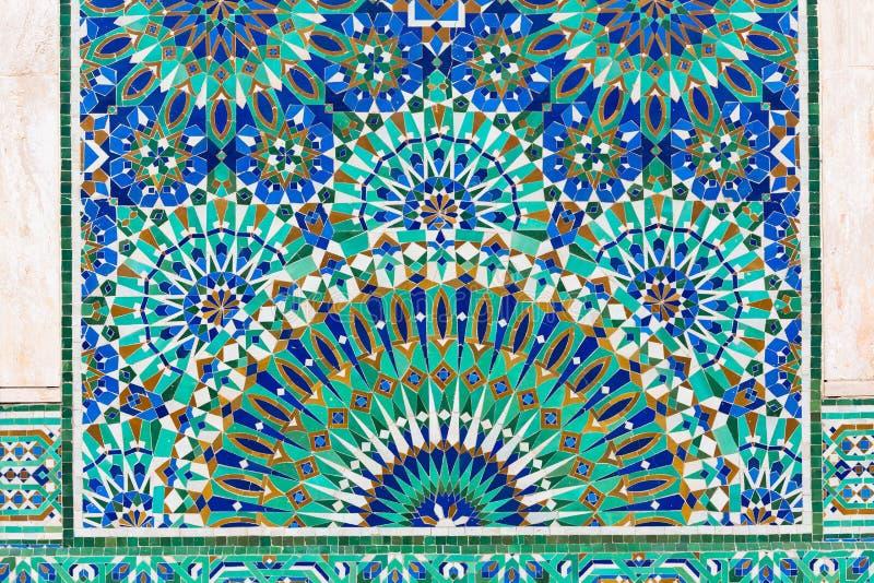 Marokkaanse decoratie royalty-vrije stock afbeeldingen