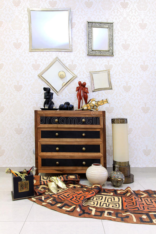 Marokkanische Möbel marokkanische möbel stockbild bild hölzern ecke 16592879