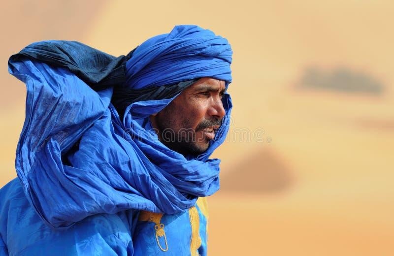 Marokkanische Wüste lizenzfreies stockbild