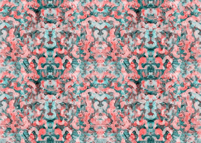 Marokkanisches nahtloses Muster stockfotos