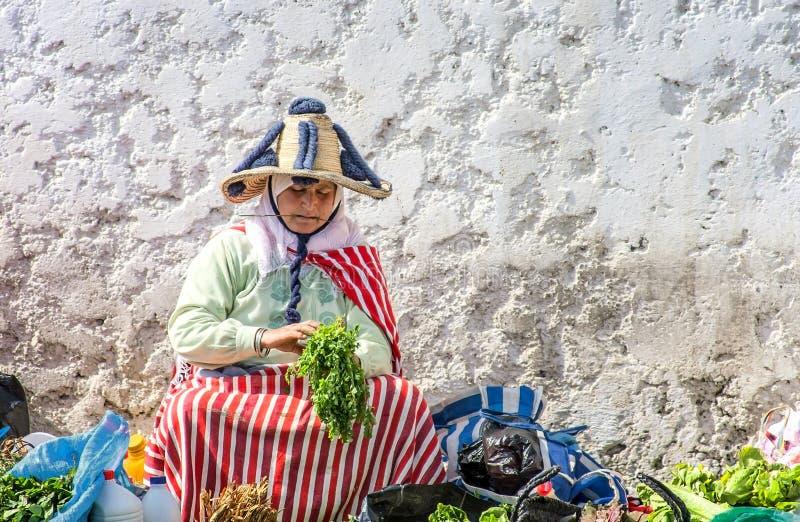 Marokko-Leute stockbilder