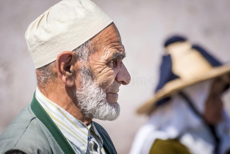 Marokko-Leute lizenzfreies stockfoto