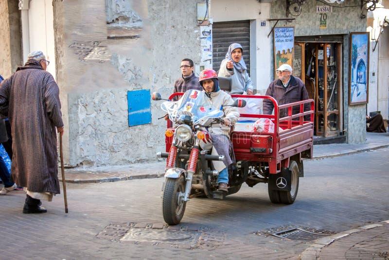Marokko-Leute lizenzfreie stockfotos