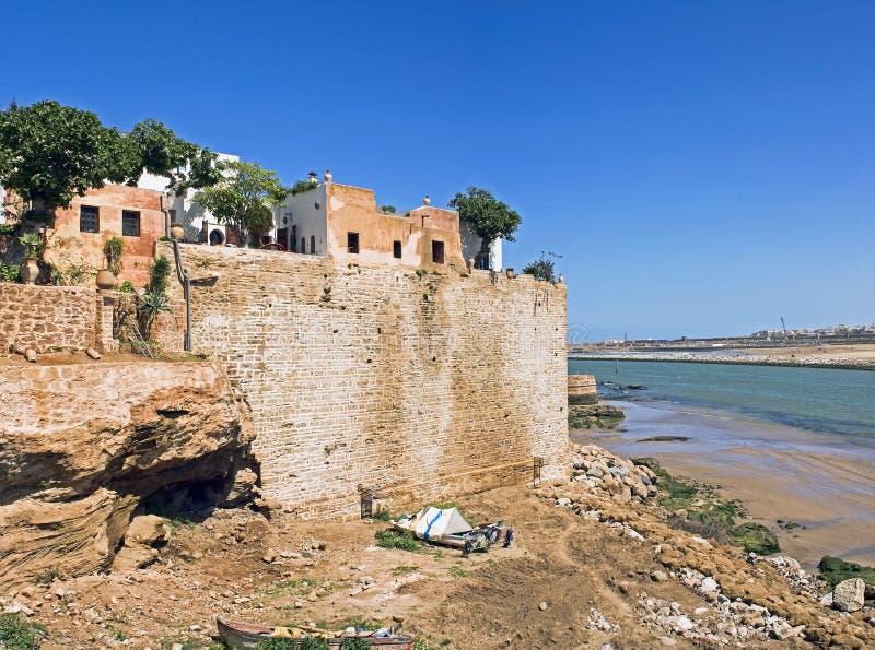 Marokko, Rabat royalty-vrije stock foto