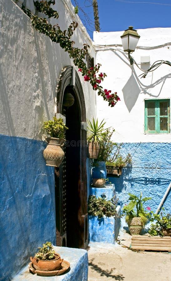 Marokko, Rabat royalty-vrije stock foto's