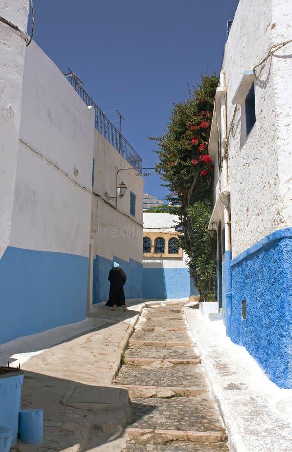 Marokko, Rabat royalty-vrije stock afbeeldingen