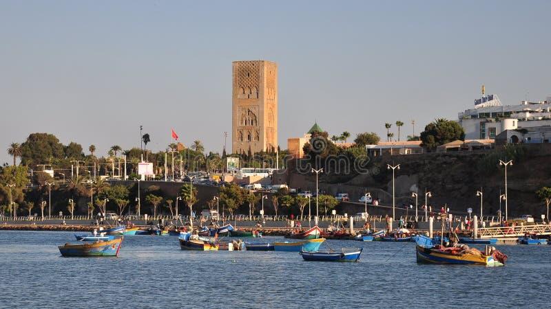 Marokko, Verkoop royalty-vrije stock foto