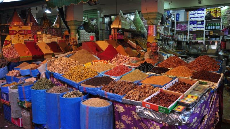 Marokko, Verkoop royalty-vrije stock fotografie