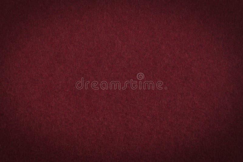 Maroon бумажные предпосылка или текстура стоковое изображение