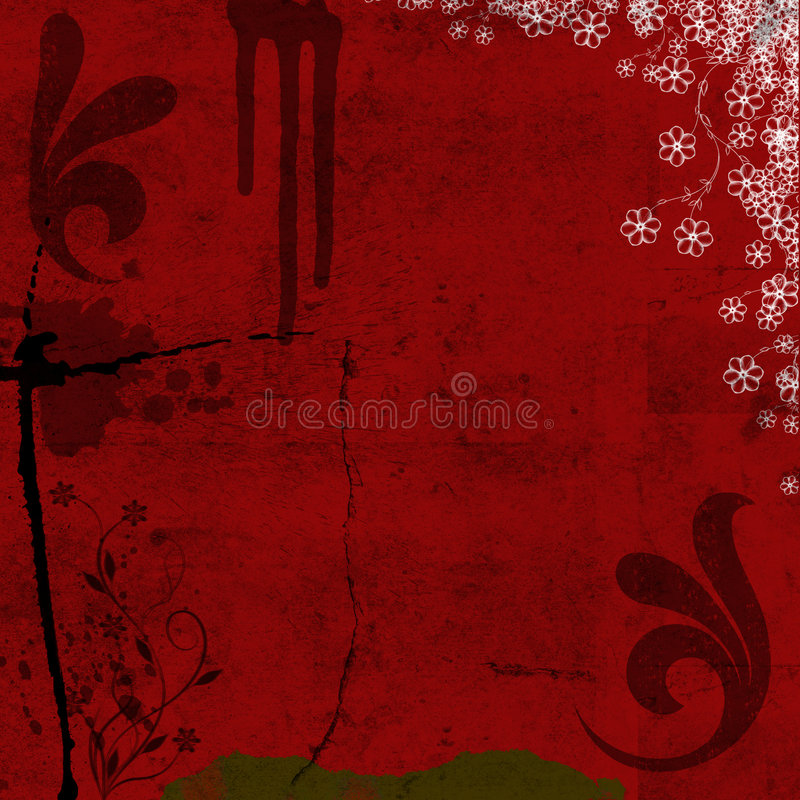 Download Maroon grunge background stock illustration. Image of mixed - 4477866
