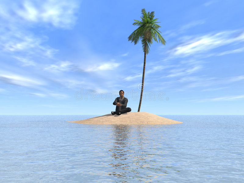 Download Marooned stock photo. Image of solitude, independent, lonely - 746556