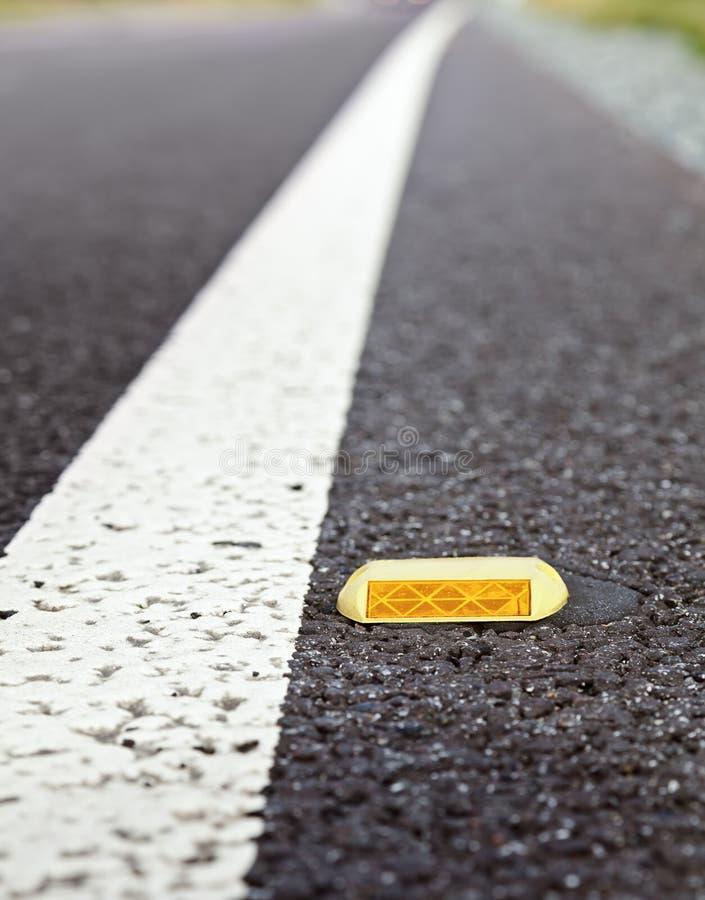 Marquage routier image libre de droits
