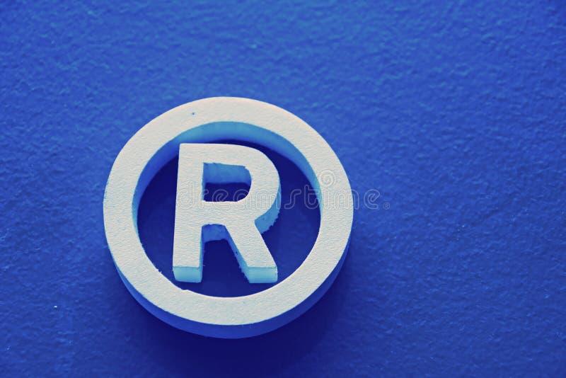 marque déposée image libre de droits