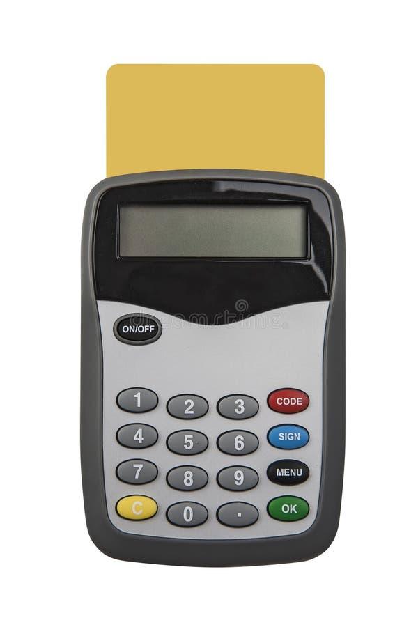 Marque de banque et carte de crédit photos stock