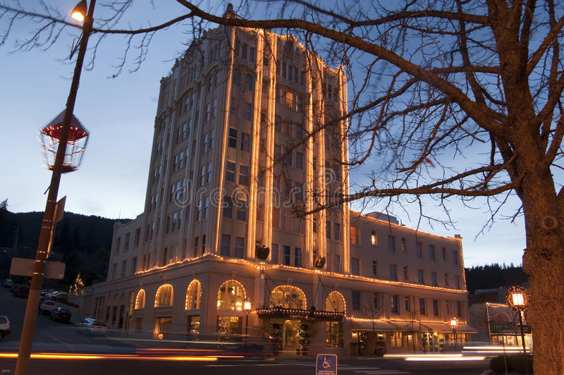 Marque o hotel de Antony foto de stock royalty free