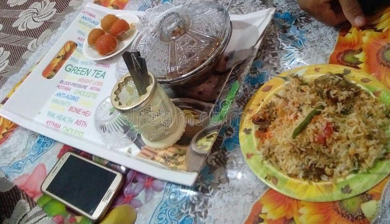 Marque spéciale d'Eid @ AZAMGARH @ photographie stock libre de droits