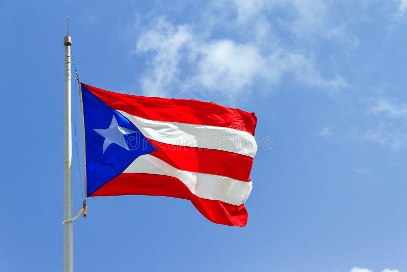 marquez le Porto Rico photo libre de droits