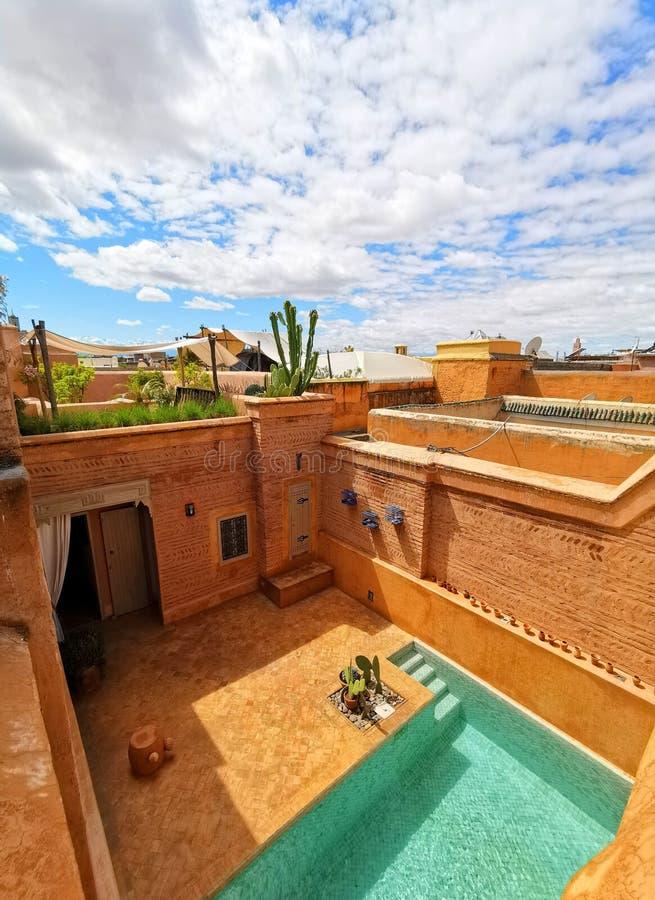 Marrakech стоковое изображение