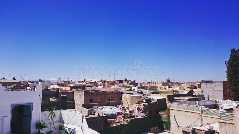 Marrakech stock foto