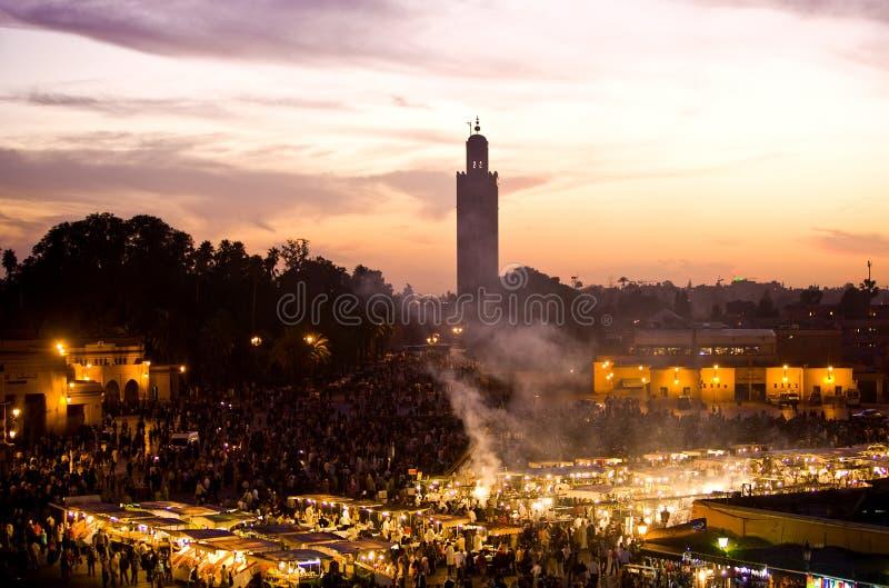 Marrakech photographie stock libre de droits