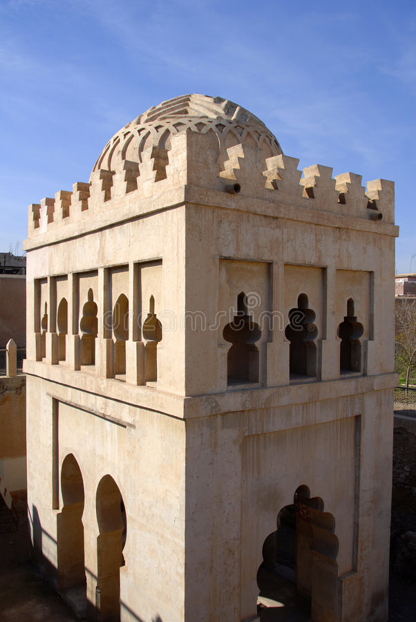 Download Marrakech, Morocco stock image. Image of moroccan, architecture - 5271617