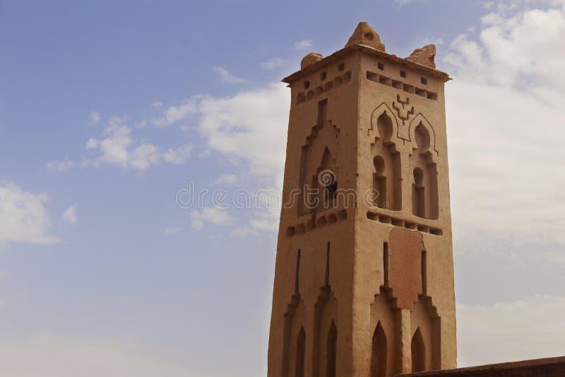 Marrakech naturlandskap i Marocko, Afrika Öken och berg Lopp Marocko wanderlust arkivbilder